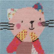 Emily Button Bobble's Portrait Tapesty Kit-15cm x 15cm