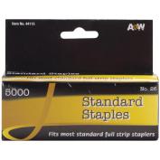 Standard Staples 5,000/Pkg-