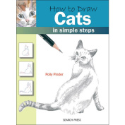 Search Press Books How to Draw Cats