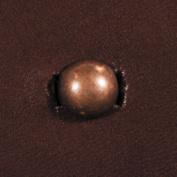 Round Spots 48/Pkg-Small Antique Copper