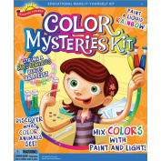 Scientific Explorer Colour Mysteries Kit