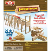 Building Boards Set 200pc