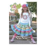 Pink Fig Patterns-The Nie Nie Skirt
