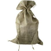 Burlap Sack 41cm x 60cm -Natural