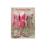 Taylor Made Designs Patterns-Any Season Robe