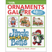 Leisure Arts-Ornaments Galore, Volume 2