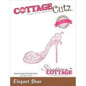 CottageCutz Elites Die 6.4cm x 4.8cm -Elegant Shoes