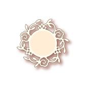 Wild Rose Studio Specialty Die 5.7cm x 6.4cm -Rose Circle