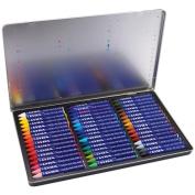 Lyra Aquacolor Watersoluble Crayons 48/Pkg-