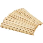 Craft Stir Sticks 19cm X.60cm 80/Pkg-Natural