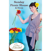 Sew Liberated Patterns-Sunday Picnic Blouse and Dress