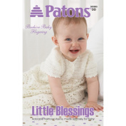 Patons-Little Blessings -Beehive Baby Fingering