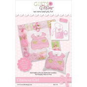 Sweet Chic Design Patterns-Glamour Girl