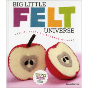 Lark Books-Big Little Felt Universe