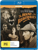 The Hound of the Baskervilles [Regions 1,4] [Blu-ray]