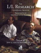 The L/L Research Channeling Archives - Volume 16