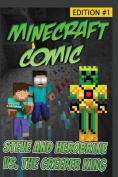 Minecraft Comic Book