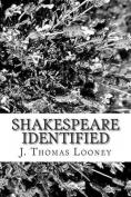 Shakespeare Identified