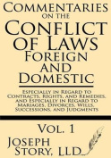 Commentaries on the Conflicts of Laws