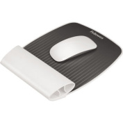Fellowes I-Spire Series Mouse Pad White/Grey