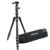 Dolica Reversible Traveller 140cm Tripod with Integratable Monopod