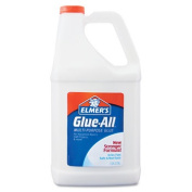 Elmers Glue-All White Glue, 3.8l EPI E1326