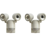 LED Motion Sensing Safety and Convenience Lighting 2-pack