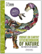 The What on Earth? Stickerbook of Nature