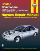 Holden Commodore Automotive Repair Manual