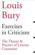 Exercises in Criticism