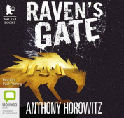 Raven's Gate (Power of Five) [Audio]
