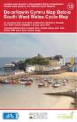 South West Wales Cycle Map