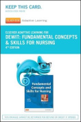 Elsevier Adaptive Learning for Fundamentals Concepts and Skills for Nursing