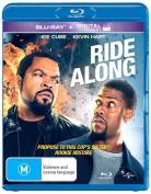 Ride Along (Blu-ray/UV) [Region B] [Blu-ray]