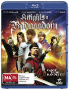 Knights of Badassdom [Region B] [Blu-ray]