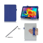 ProCase Folio Case with Stand for for for for for for for for for for for Samsung Galaxy Tab 4 10.1 Tablet ( 26cm Tab 4, SM-T530 / T531 / T535), with Auto Sleep/Wake feature, bonus stylus pen included