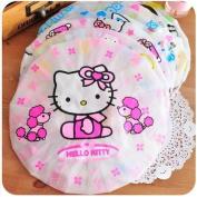 Brownylife Shop - 3pcs New Home Bath Shower Caps Hello Kitty Bathroom Caps