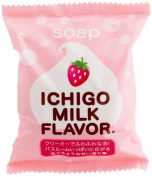 Ichigo Milk Flavour Soap