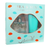 Sea And Sun In Cadaques Gift Set with Eau De Toilette Spray 30ml and Body Lotion 100ml for Women by Salvador Dali