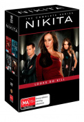 Nikita: Seasons 1 - 4 [Region 4]