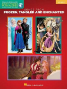 Easy Piano: Songs from Frozen, Tangled and Enchanted