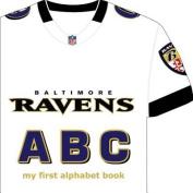 Baltimore Ravens ABC (My First Alphabet Books (Michaelson Entertainment)) [Board book]