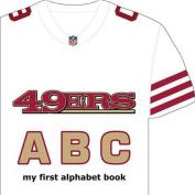 San Francisco 49ers ABC [Board book]