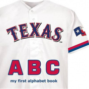 Texas Rangers ABC [Board book]