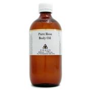 Pure Rose Body Oil (Salon Size), 500ml/17oz