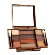 Multi Level 10 Colors Eye Shadow Compact - # 9857 (Unboxed), 8.7g/0.306oz