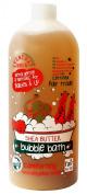 Alaffia EveryDay Shea Shea Bubble Bath, Comforting Eucalyptus Mint 950ml