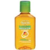 Garnier Sleek and Shine Moroccan Sleek Oil Treatment for Frizzy Dry Unmanageable Hair