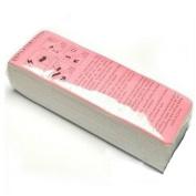 Sannysis 100PC Newest Hair Removal Depilatory Wax Strip Nonwoven Epilator Paper Waxing Salon Spa