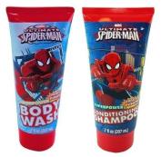 Spiderman Body Wash + Shampoo